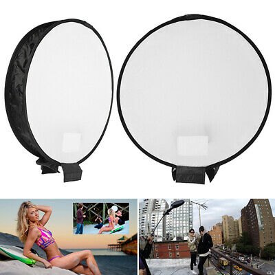 40cm Softbox Ring-shaped Flash Diffuser Universal Foldable Photography Equipment