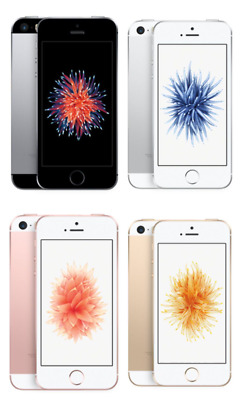 Apple iPhone SE 16GB 32GB 64GB GSM Factory Unlocked 4G LTE Smartphone Grade A+/A