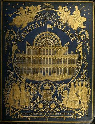 Great Exhibition London 1851 - 56 Rare Books On Dvd - British Victorian Industry