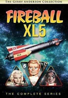 FIREBALL XL5: THE COMPLETE SERIES (Region 1 DVD,US Import,sealed.)