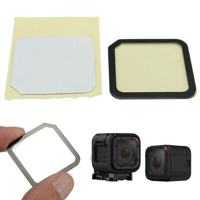 Tempered Glass Lens + Screen Protector Cover Film For GoPro Hero 4 5 Session