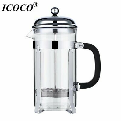 32oz Double Wall Stainless Steel French Press Coffee Maker By Utopia Kitchen TO