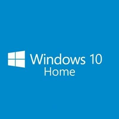 Windows 10 Home Multi Language 32/64 Bit