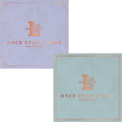 LOVELYZ - ONCE UPON A TIME (6th Mini Album) Normal Ver or Limited Ver