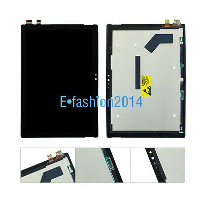 CN Tested LCD Touch Screen Assembly For Microsoft Surface Pro 4 1724 V1.0 Black