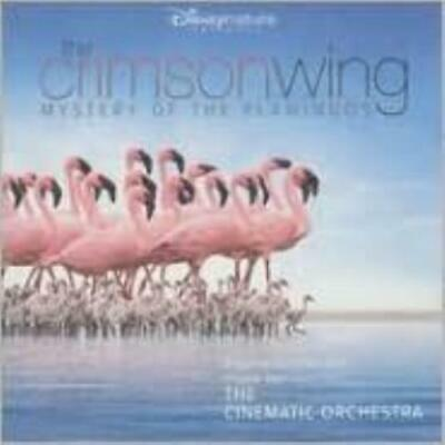 Cinematic Orchestra: Crimson Wing: Mystery Of The Flamingos (Cd.)
