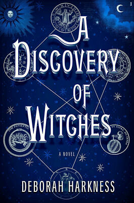 All Souls Trilogy: A Discovery of Witches 1 by Deborah Harkness (2011,eBooks)