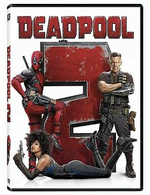 Deadpool 2 DVD. Sealed with free delivery.
