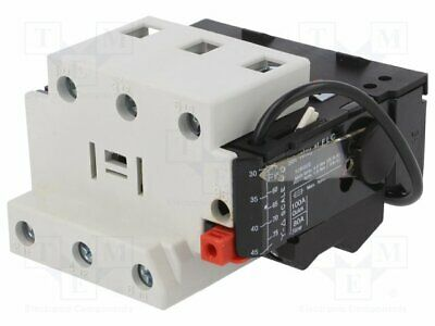 Thermal relay; Auxiliary contacts: CO; Leads: screw terminals(1 pcs)