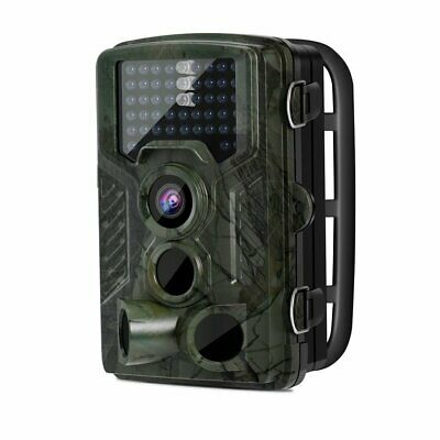 Trail Game Camera 16MP Waterproof Hunting Scouting Cam Wildlife Monitoring TO