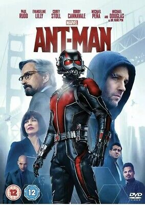Ant-Man [Marvel DVD] Brand New Sealed Ant Man AntMan