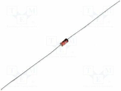 Diode: Zener; 500mW; 20V; Package: tape; DO35; 2uA(20 pcs)