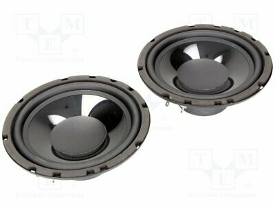 Car loudspeakers; woofer; 165mm; 120W; 55÷8000Hz; 2 loudspeakers(1 set)