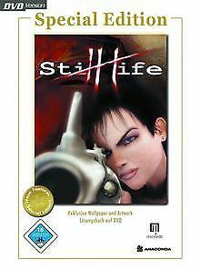 Still Life - Special Edition (DVD-ROM) by dtp En... | Game | condition very good