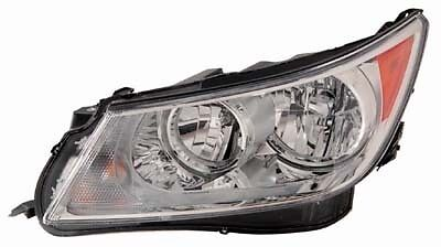 2009 2010 2011 Buick LaCrosse New Left/ Driver Side Halogen Headlight Assembly
