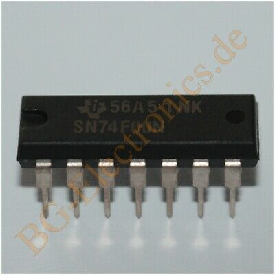 5 x 74ACT08PC Quad 2-Input AND Gate NS DIP-14 5pcs