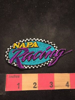 Car Race NAPA RACING Patch - Auto Parts Store Sponsor  80NT