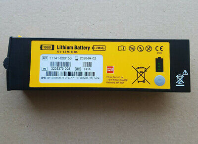Physio-Control LIFEPAK 1000 Replacement Lithium AED Battery (Use by April 2020)