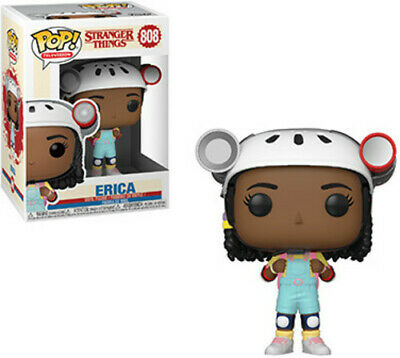 Stranger Things - Erica - Funko Pop! Television: (1900, Toy NUEVO)