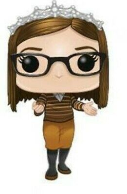 Big Bang Theory - Amy - Funko Pop! Television: (2019, Toy NUEVO)