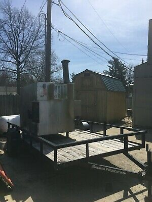 Southern Pride SPK 280 SL BBQ Propane Rotisserie Smoker GREAT CONDITION!