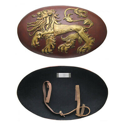 VALYRIAN STEEL Game Of Thrones Lannister Shield Prop Replica NEW