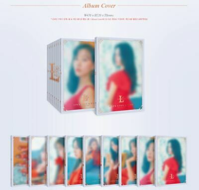 Lovelyz ONCE UPON A TIME 6th Mini Album MEMBER CD + PHOTO CARD + POSTER IN TUBE