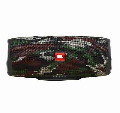 JBL Charge 4 Camouflage Portable Bluetooth Speaker