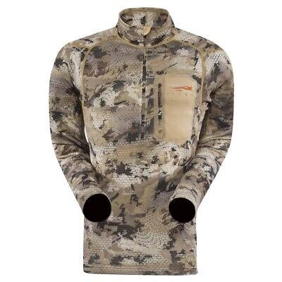 Sitka Gear Core Midweight Zip-T in Waterfowl - XL - CLOSEOUT