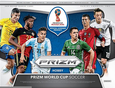 2018 Panini Prizm World Cup Starter Set Lot 156 Messi Neymar Salah Muller Luka
