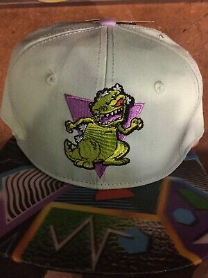 promo code 253fd 8a670 Nickelodeon REPTAR SnapBack Hat. Brand New Item. One Size Fits All