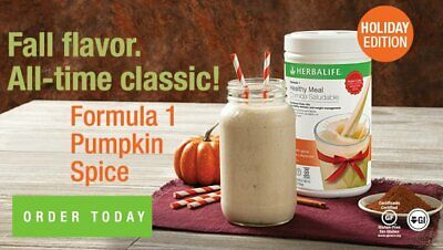 Herbalife Formula 1 Healthy Meal Nutritional Shake Mix:all flavors free shipping