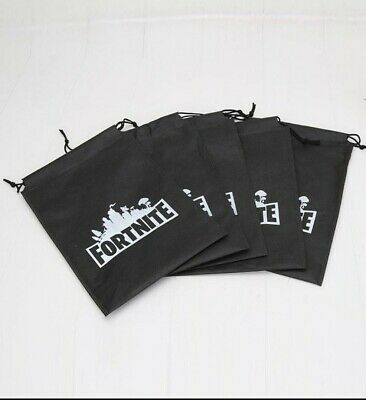 Lot of 6pcs. Fortnight/Video Game Backpack / Party Favor Bag/Gift Bag.