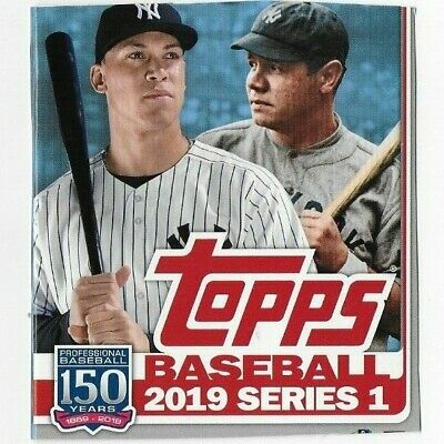 HUGE 2019 Topps Series 1 Baseball INSERT LOT ACUNA TORRES HIGHLIGHTS TROUT READ