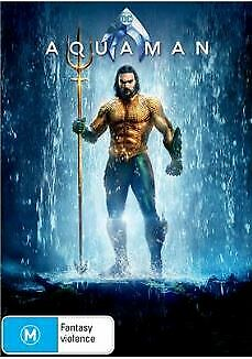 Aquaman(DVD, 2019) Australian stock