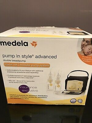 Medela Pump In Style Advance Double Electric Kit