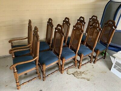 antique dining chairs 10