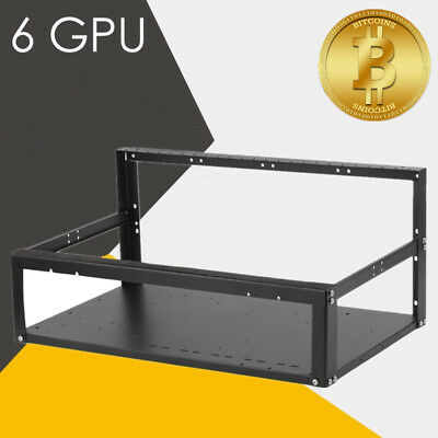 6 GPU RTX 2080 LIQUID COOLED Hybrid Rig - Quiet/cool cryptocurrency