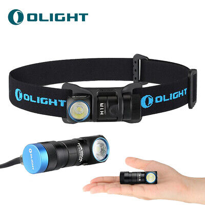 OLIGHT H1R 600 Lumens Magnetic USB Charging Cable Rechargeable LED Headlamp US