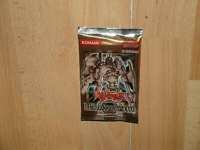 Yu-Gi-Oh! Il Millennio Perduto By Konami Booster Pack 1St Italiano New Sealed