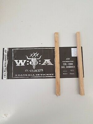 Wacken (WOA) 2019 Ticket