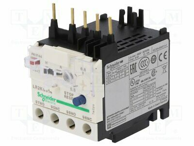 Thermal relay; Series: TeSys K; Auxiliary contacts: NO + NC(1 pcs)