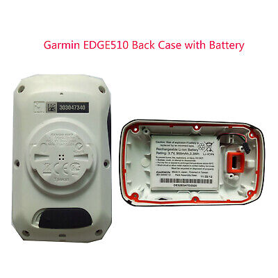 3.7V 900mAh Battery Cover Back Bottom Case for Garmin Edge 510 Cycle Computer