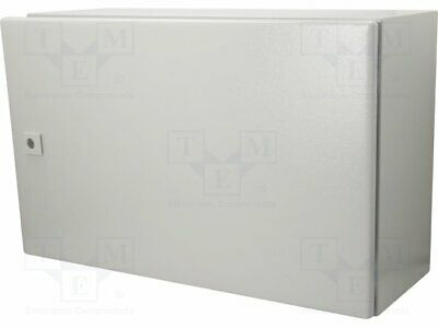 Enclosure: wall mounting; X: 380mm; Y: 600mm; Z: 210mm; AE; IP66; IK08(1 pcs)