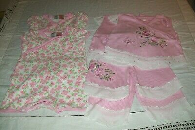 Baby girl clothes Monsoon/Gap twin outfits 3-6m -combined postage available