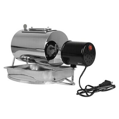220V Stainless Steel Coffee Bean Tray Roaster Electric Roasting Machine od34