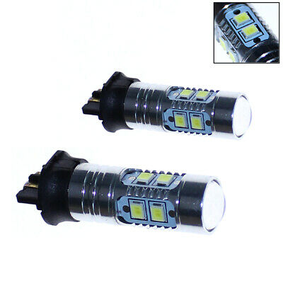 2x Quality H1 24*4014 LED Fog Bulbs Driving Car DRL Light Lamp Bulb 6500K White