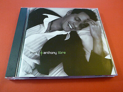 MARC ANTHONY Libre CD