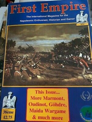 First Empire Issue No :3 8 - le Magazine pour Napoléonienne Wargamers