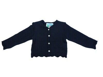 Girl Traditional Cardigan Size 98 104 110 116 122 128 134 140 146 152 158 164